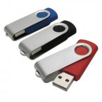 USB KLJUČ 8GB, s potiskom vašega logotipa, v darilni embalaži